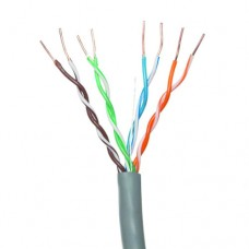 1000FT CAT5E SOLID BARE COPPER UTP ETHERNET NETWORK CABLE