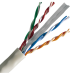1000FT CAT6 RISER CMR UTP BULK SOLID ETHERNET NETWORK CABLE